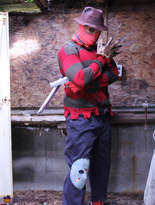 FredPool Costume