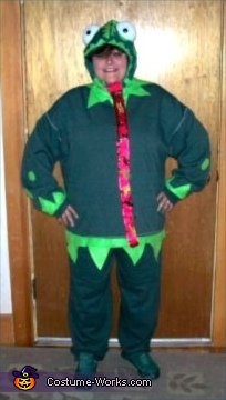 Frog - Homemade costumes for women