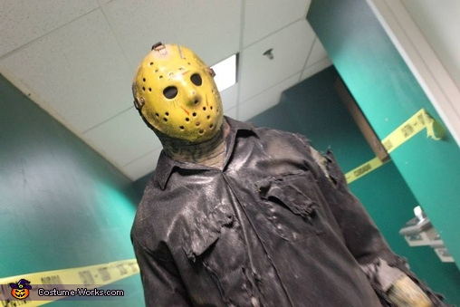 Friday the 13th Jason Costume