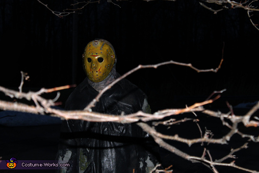 Friday the 13th Jason Homemade Costume