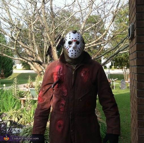 Friday the 13th Jason Voorhees Costume