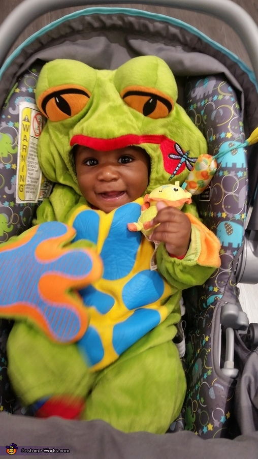 Froggy Costume