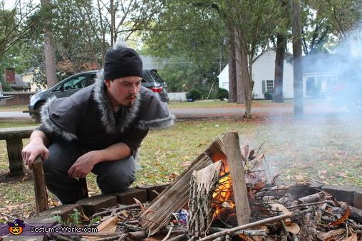 Kristoff the outdoorsman, Frozen Family Costume