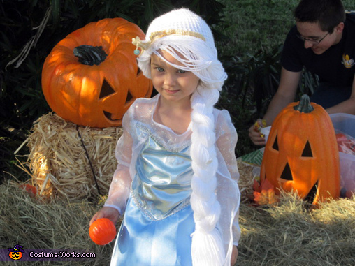 Elsa, Frozen Family Costume