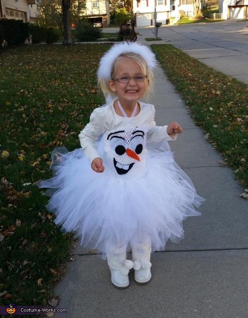 Frozen Olaf Costume