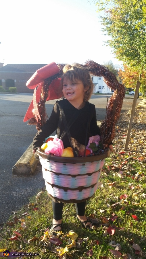 Macee's fruit basket, Fruit Basket Costume