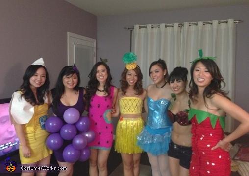 Fruit Salad Costume