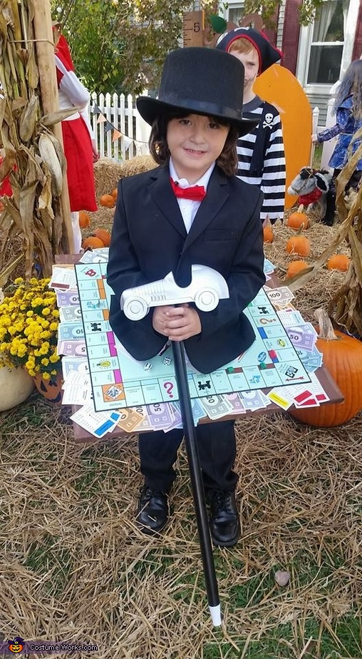 Monopoly, Fun & Games Costume