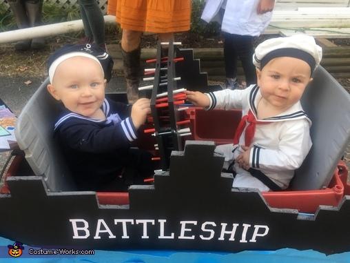You sunk my Battleship!, Fun & Games Costume