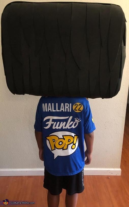 Funko Pop Figure Homemade Costume