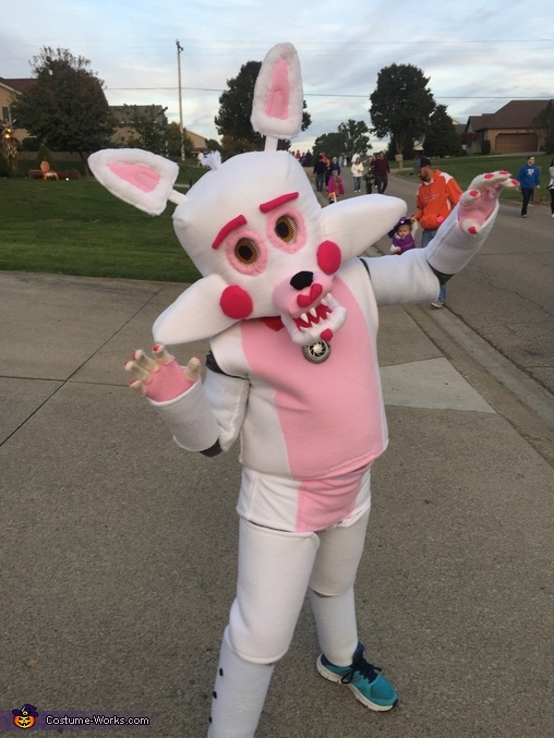 Funtime Foxy Costume