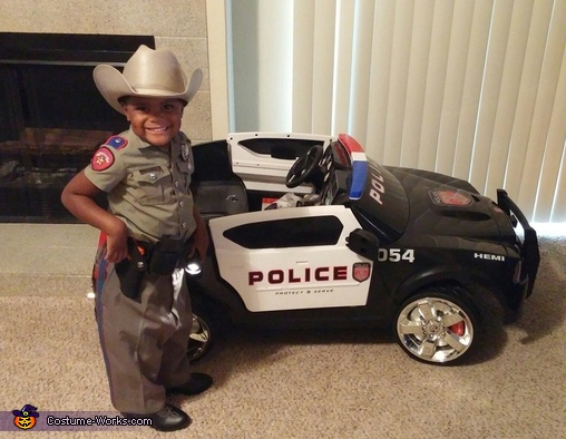 Future State Trooper Costume
