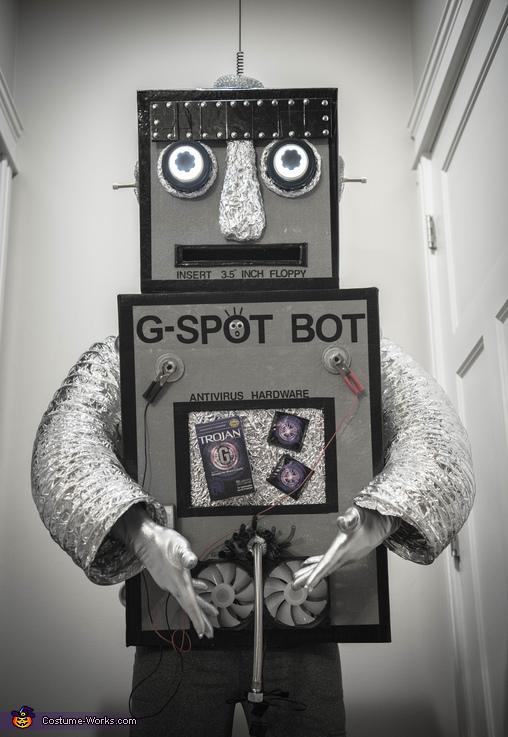 G-Spot Bot Costume