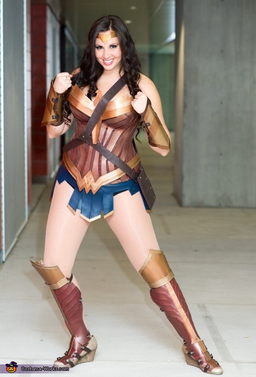 Gal Gadot Wonder Woman Costume