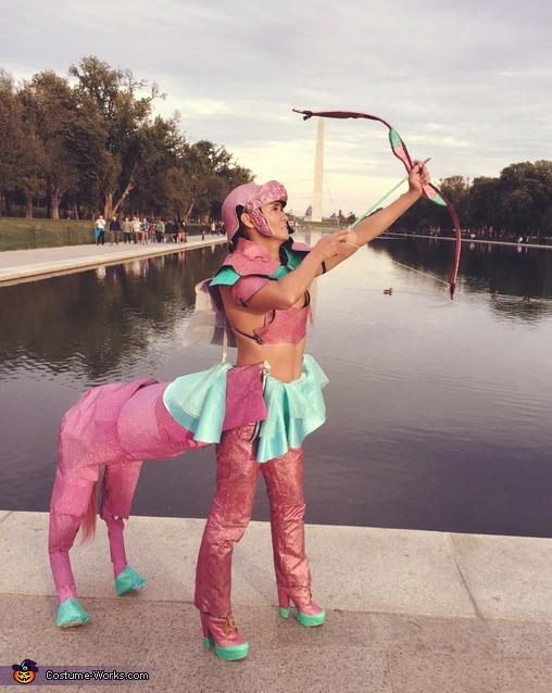 Galactic Centaur Costume