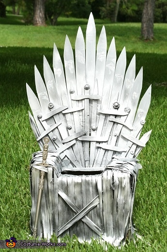 Game of Thrones Illusion Costume