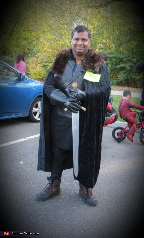 Jon snow, Game of Thrones Family Costume
