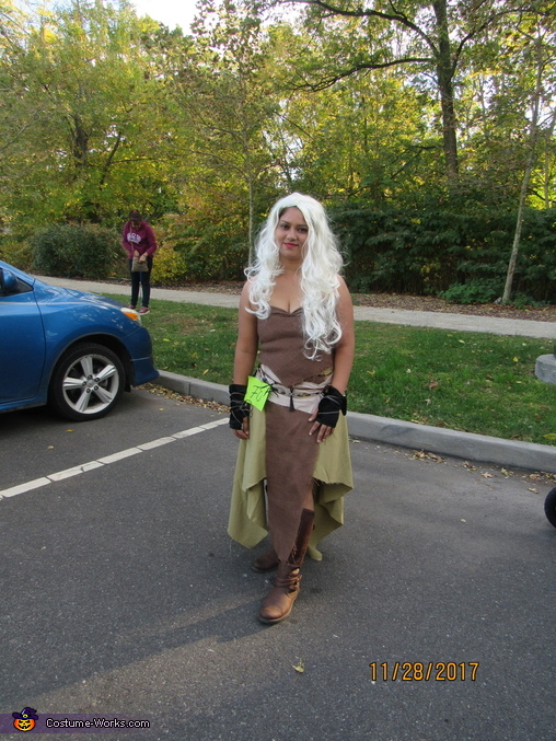 Khaleesi, Game of Thrones Family Costume