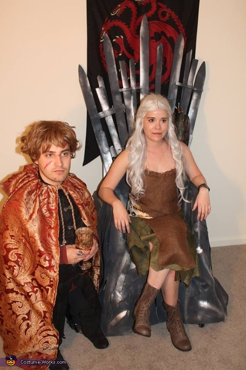 Game of Thrones Group Homemade Costume