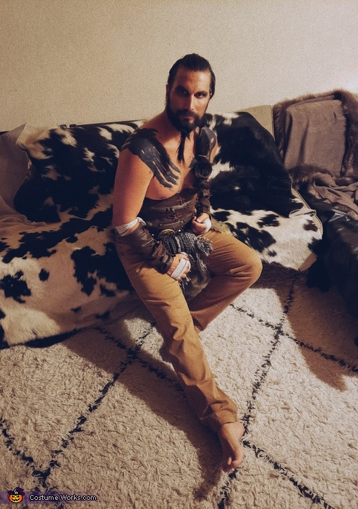Khal Drogo, Game of Thrones Group Party Costume