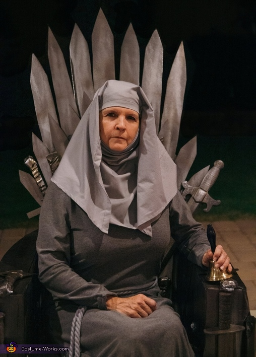 Septa Unella, Game of Thrones Group Party Costume
