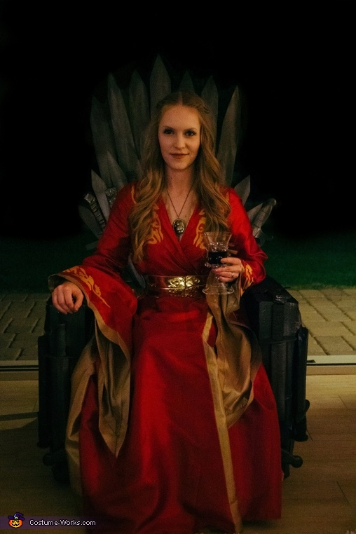 Cersei Lannister, Game of Thrones Group Party Costume