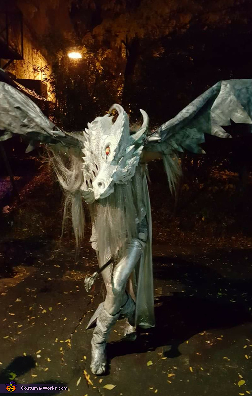 Game of Thrones Ice Dragon Costume