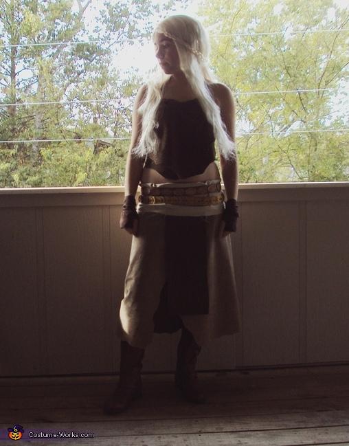 Game of Thrones Khaleesi Costume
