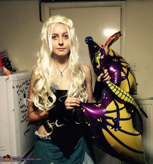 Game of Thrones Khaleesi Costume