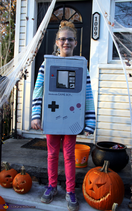 Gameboy Costume