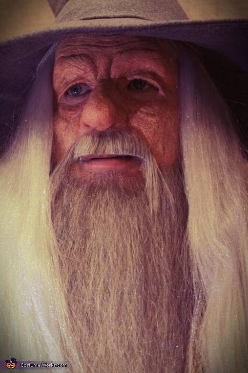 Gandalf the Grey Homemade Costume