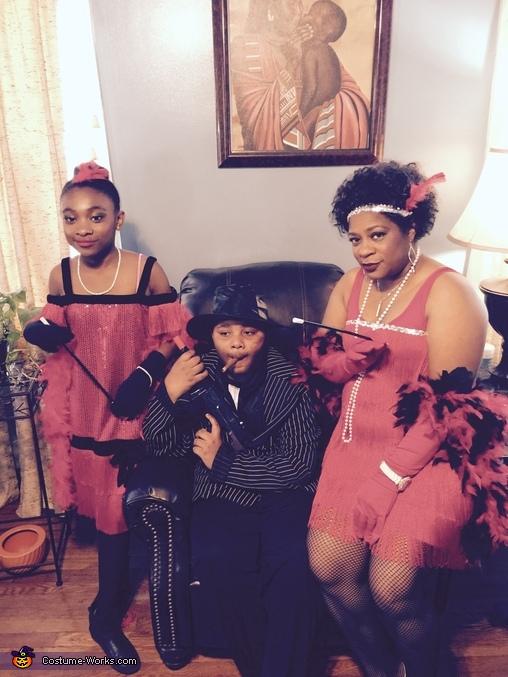Gangster Family Costume