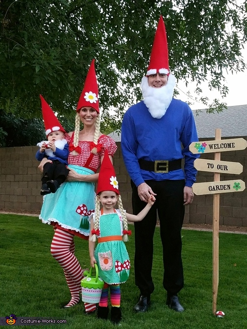 Garden Gnomes Costume