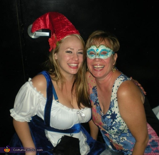 The Garden Gnome Costume