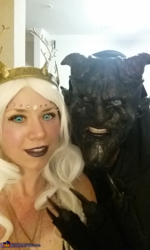 Gargoyle and the Fae Costume