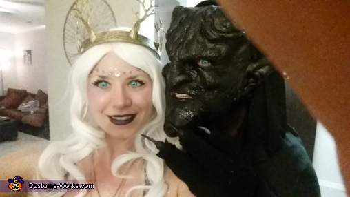 picture 2, Gargoyle and the Fae Costume