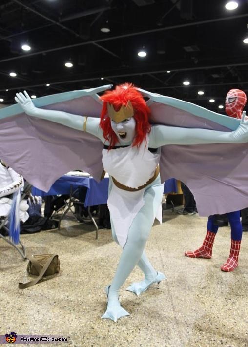 Gargoyle Demona Costume