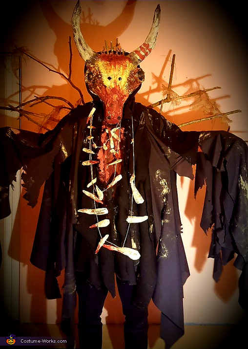 Gargoyle King Costume