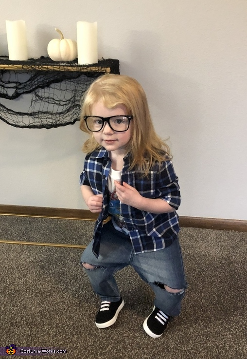 Garth Algar Costume