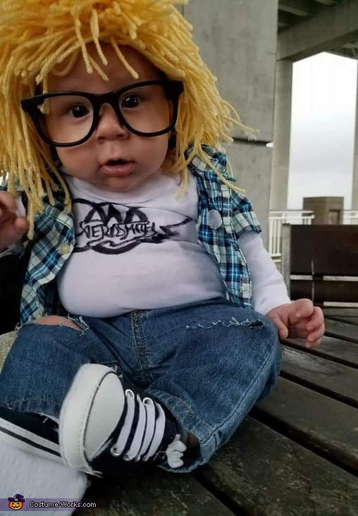 Garth Baby Costume