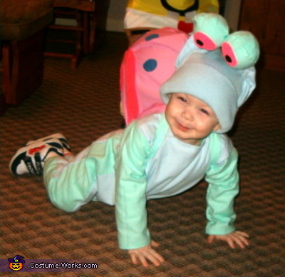 Gary the Snail Costume