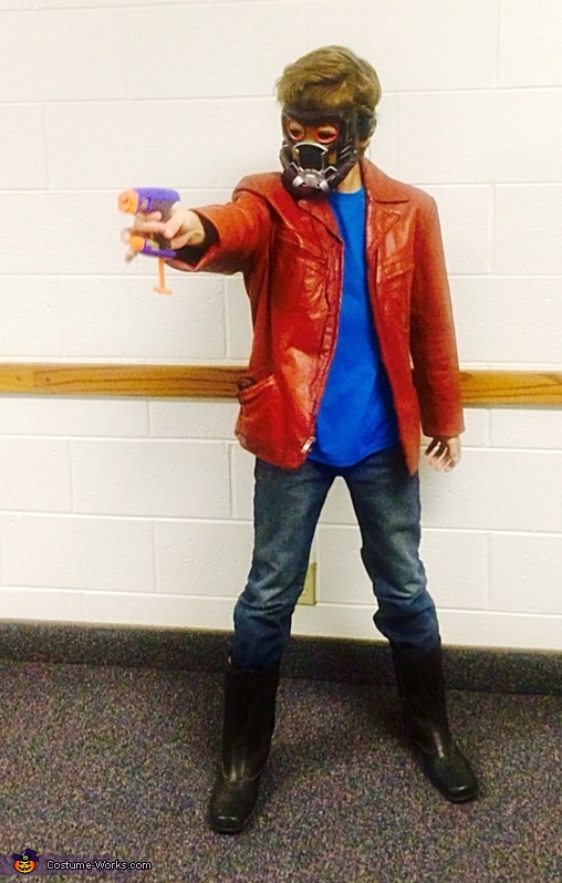Starlord , Guardians of the Galaxy Family Costume