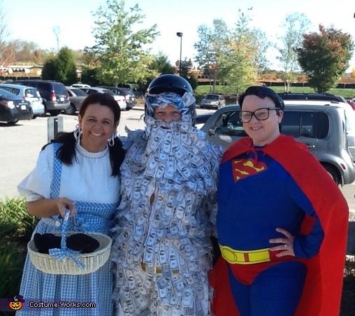 GEICO Insurance Person Costume