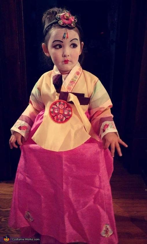 Geisha Costume