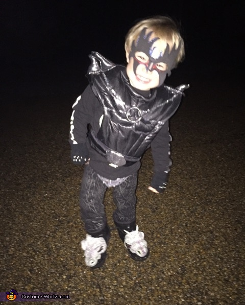 Gene Simmons Costume