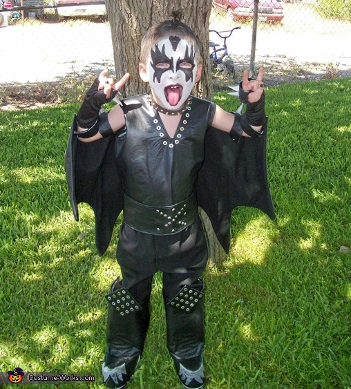 Gene Simmons The Demon Costume