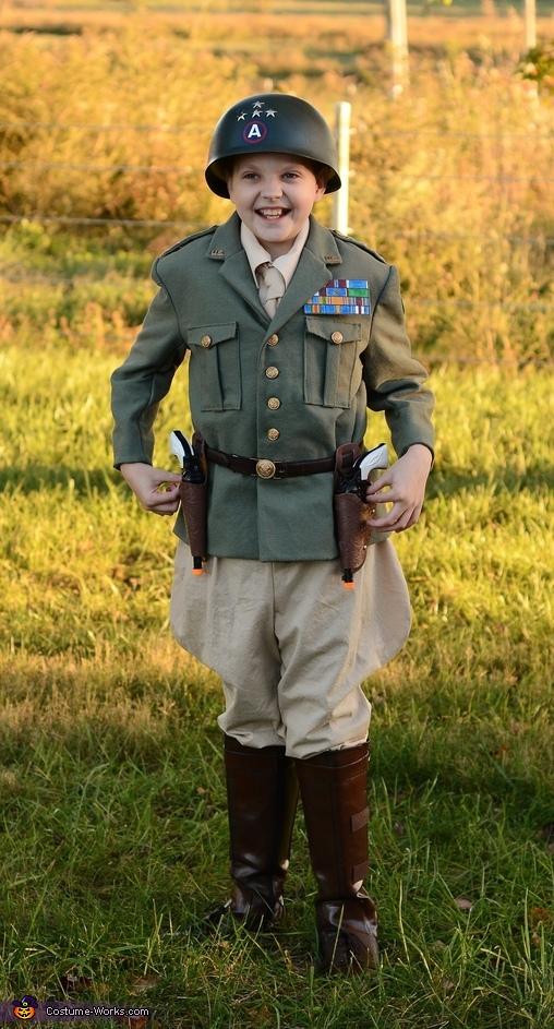 General Patton Costume