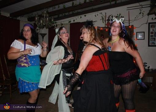 dancing, Genie Costume