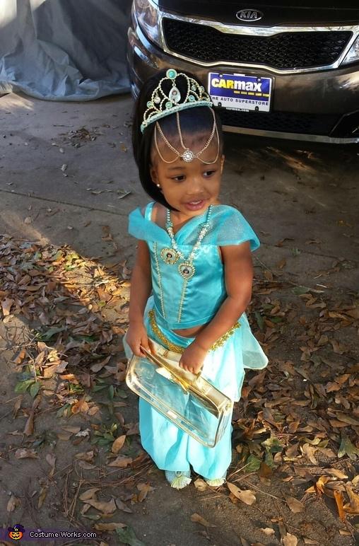 Genie Costume  sc 1 st  Costume Works & Genie Baby Costume