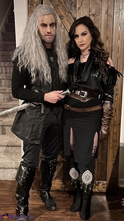 Geralt of Rivia & Yennefer of Vengerberg Costume